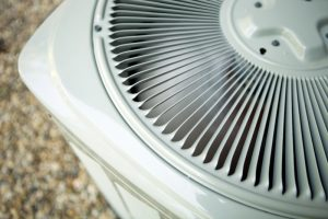 top-view-of-an-air-conditioner-outside-unit